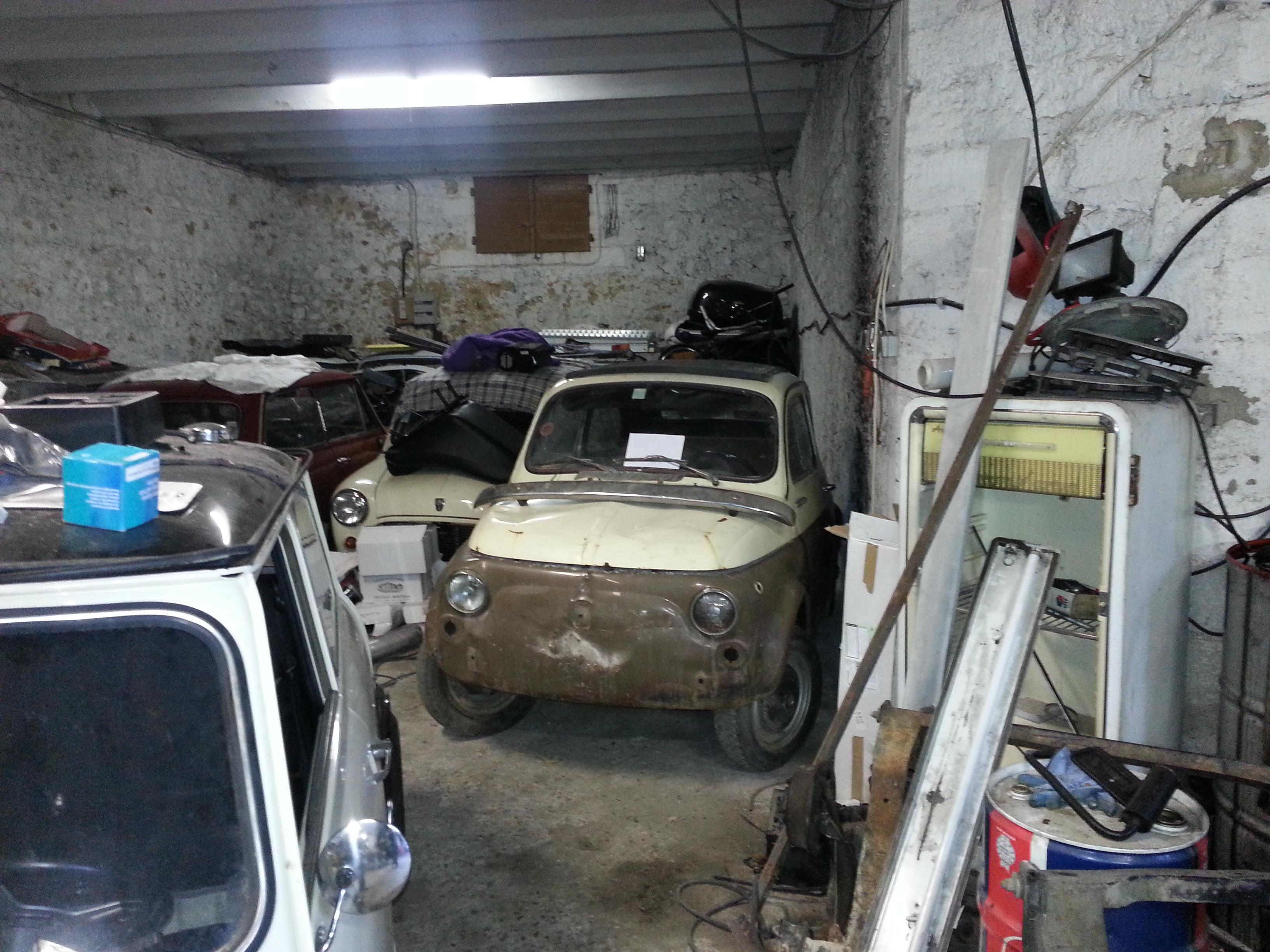 restauration fiat 500 brice collot voitures anciennes. Black Bedroom Furniture Sets. Home Design Ideas